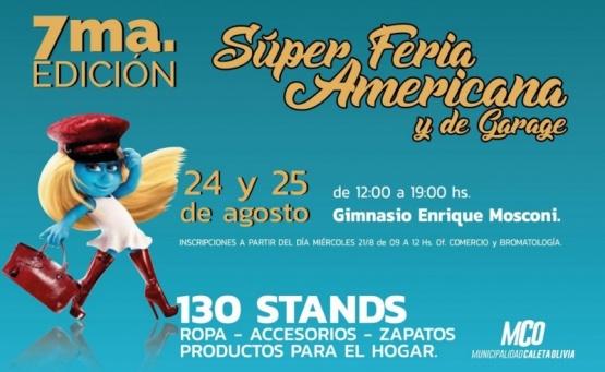 """Se viene edición de la """"Súper Feria Americana"""""""