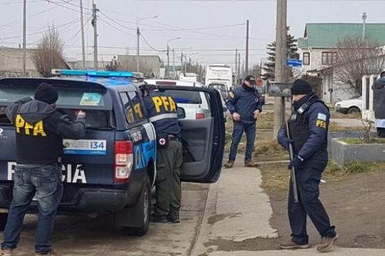 Policía Federal realizó allanamientos en un busca de una red narco