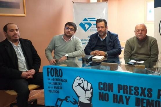"""Rusconi: """"un preso no puede defenderse, está alejado de su núcleo familiar"""""""