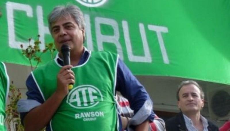 Guillermo Quiroga de la Asociación de los Trabajadores del Estado