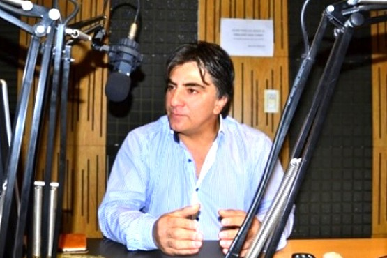 Diputado nacional Juan Vázquez.