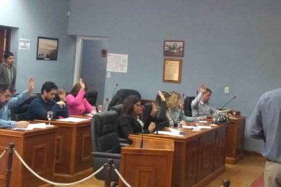 El Concejo Deliberante apoya la gestión de Araceli Di Filippo