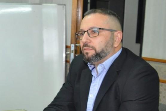 Presidente de la Cooperativa Eléctrica de Trelew, Fabricio Petrakosky.