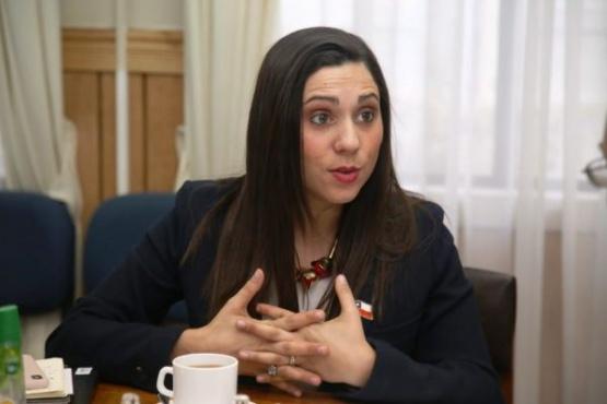 Natalia Easton Cortesi, Seremi de Economía