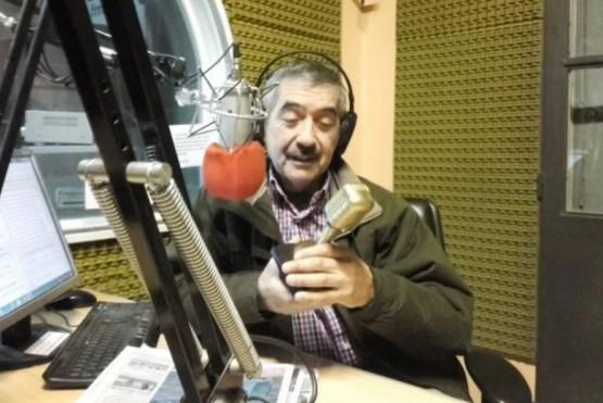 La radio de Comodoro está de luto: murió el periodista Marcelo Valey