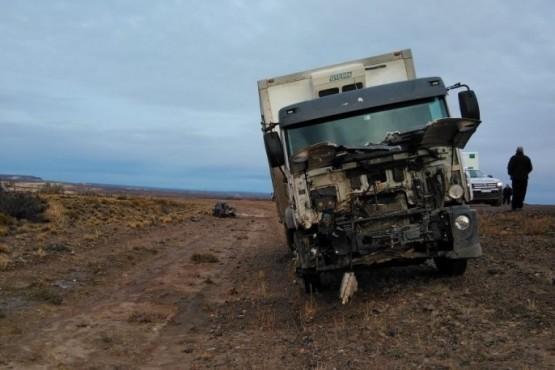 El conductor del choque fatal en Ruta 26 se encuentra en estado critico