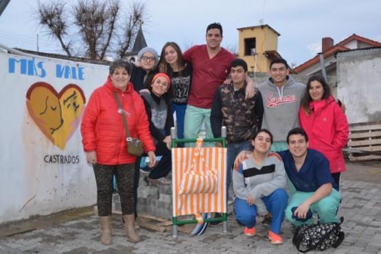 Voluntarios financiaron Campaña de Castración