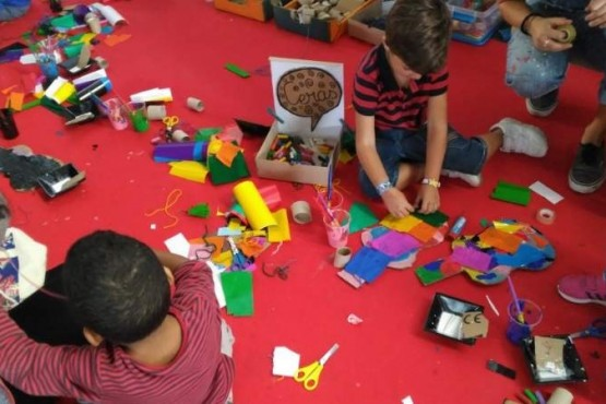 Se realizó el taller de 'Aprendamos a jugar'