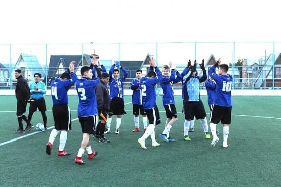 El Torneo de Quinta División ya tiene a sus semifinalistas