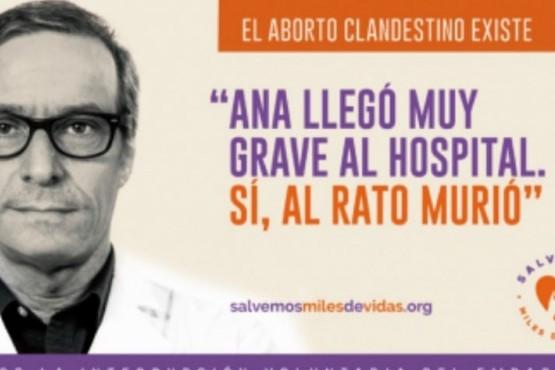 Un médico fueguino encabeza campaña nacional por la legalización del aborto