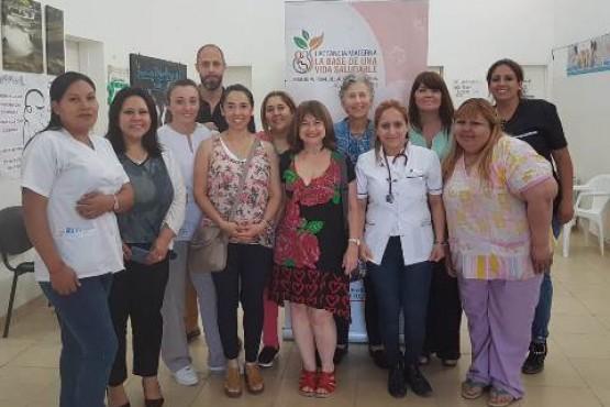Reconocieron a Centros de Salud por su apoyo a la Lactancia Materna