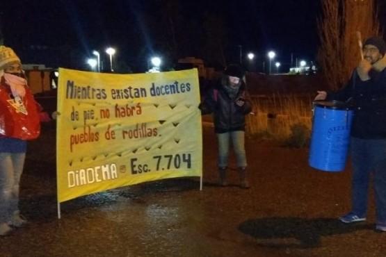 Crisis en Chubut ¿Noticia nacional?
