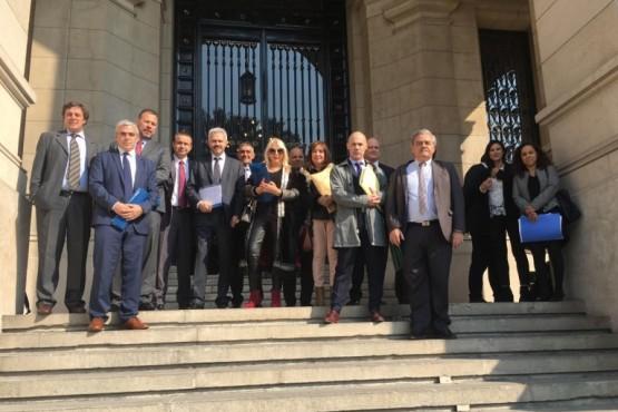 Santa Cruz y una nueva presentación ante la Corte por la caída de los recursos de la coparticipación