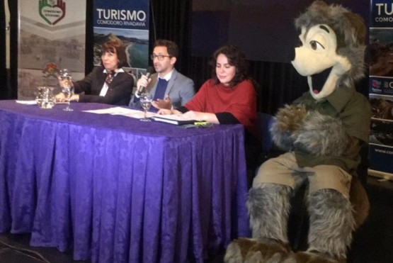 Presentaron la Expo turismo y Comodoro Invita