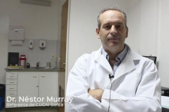Santa Cruz sobre la entrega de credenciales a pacientes trasplantados