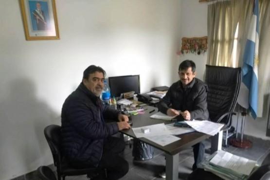 Funcionarios mantuvieron reuniones en Cholila y Esquel