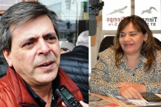 Sofía Rivero –candidata a concejal- iría con Fabián Leguizamón.