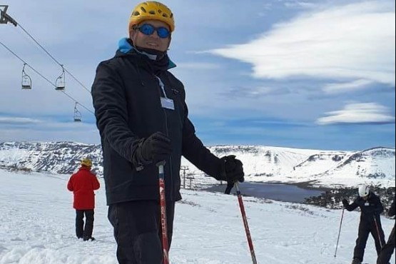 Un calafateño en la próxima Misión Antártica