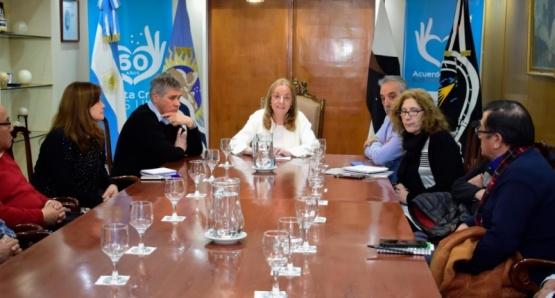 Alicia y jubilados de YCRT avanzan en mesa de trabajo conjunto
