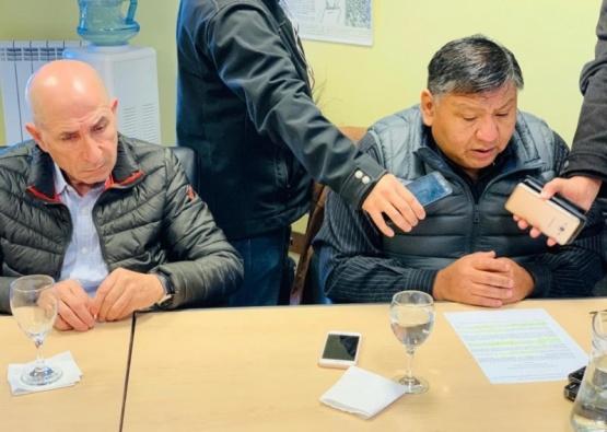 """""""Pedimos responsabilidad y solidaridad para salir de esta situación"""