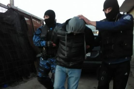 Diez allanamientos y un detenido por el asesinato de Nahuelquir