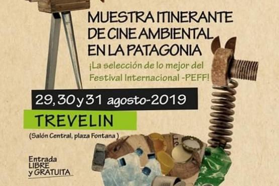 Comenzó la Muestra Itinerante de Cine Ambiental en la Patagonia