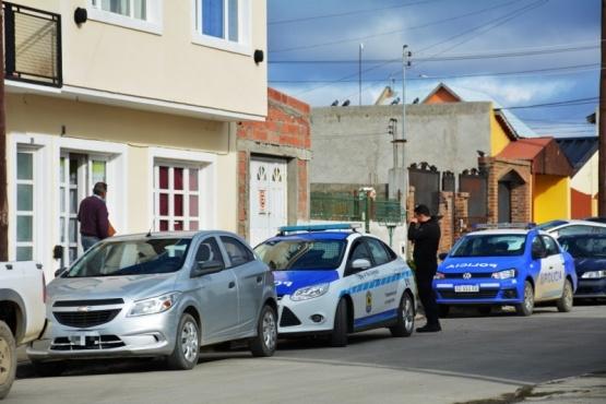 Criminalística trabaja en el lugar(Foto: C.Robledo)