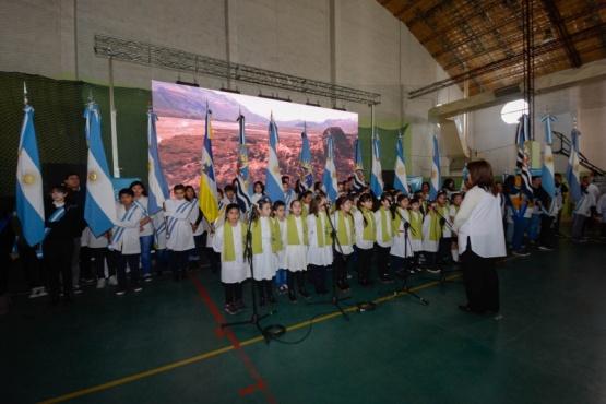 Comenzó la Feria de Ciencia, Arte y Tecnología