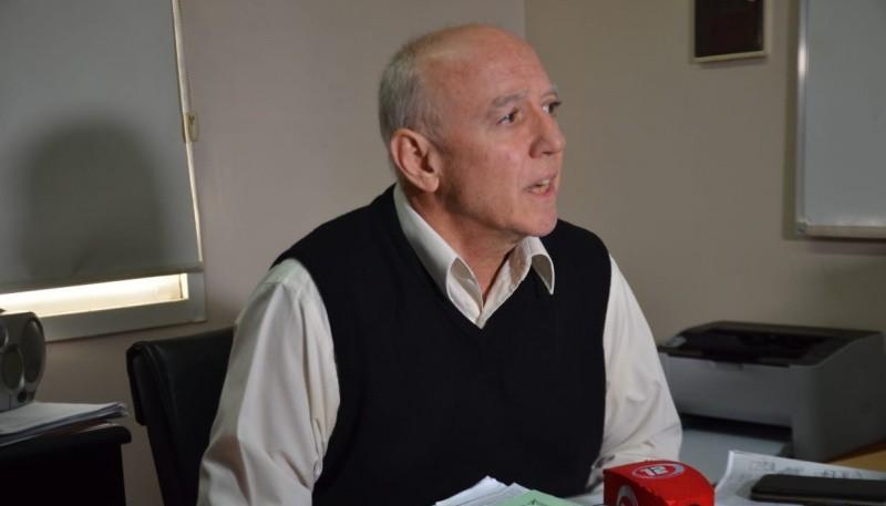 Secretario de Gobierno de Trelew, Eduardo Maza.