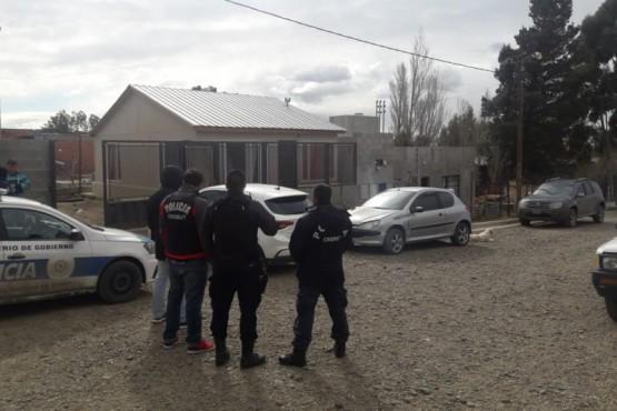 Personal policial secuestró un arma de fuego