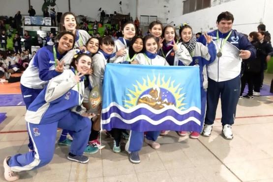 Paso con medallas por La Pampa para las selecciones de Santa Cruz