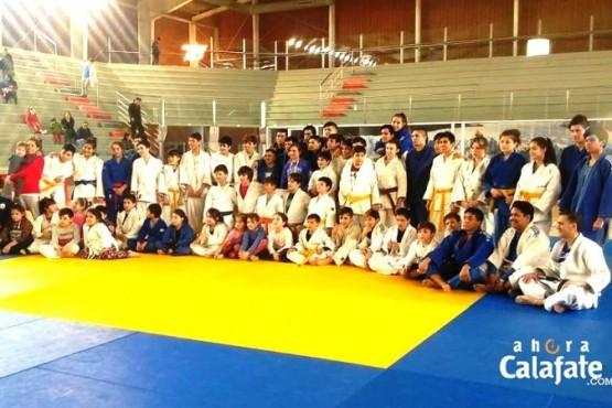 El judo tuvo competencia en El Calafate.