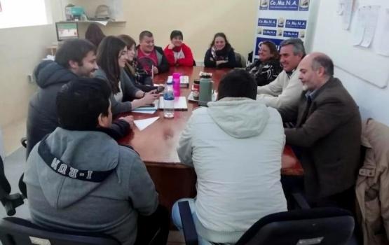 COMUDI quiere una reunión con todos los candidatos a Intendente