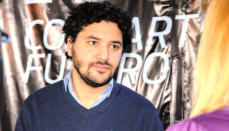 Adriel Ramos, secretario de Desarrollo Humano (Archivo)