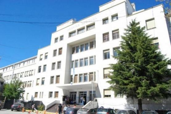 La mujer fue llevada al Hospital Regional de Comodoro Rivadavia.