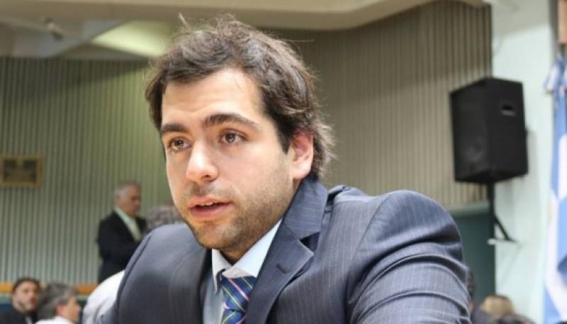 Santiago Gómez, diputado por pueblo de Río Gallegos.
