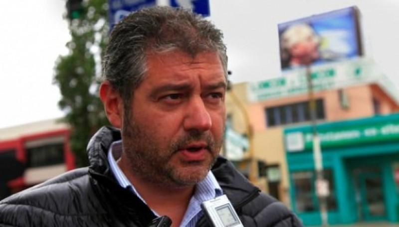 Pablo Fadul, presidente del comité UCR en Río Gallegos.