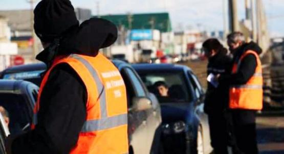 En controles de tránsito, preocupan los conductores alcoholizados.
