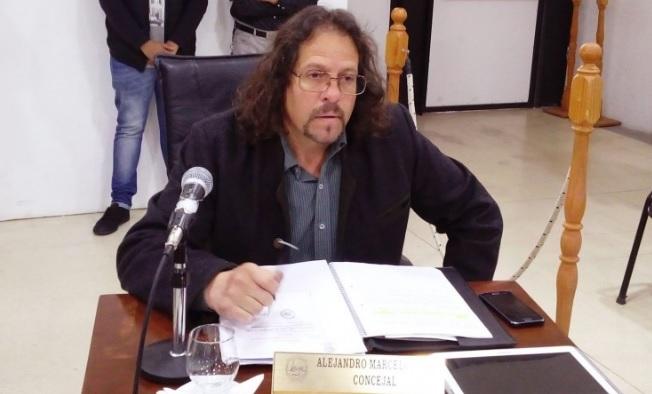 Alejandro Leal, concejal de Río Gallegos.
