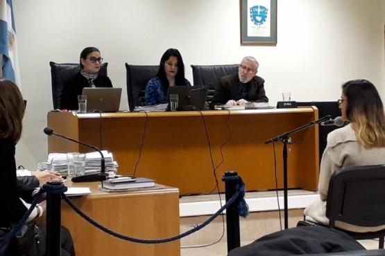 Se realizó la tercera jornada judicial por el abuso a un bebé en LU4