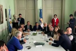Reclamo de los ministros para declarar la emergencia alimentaria nacional