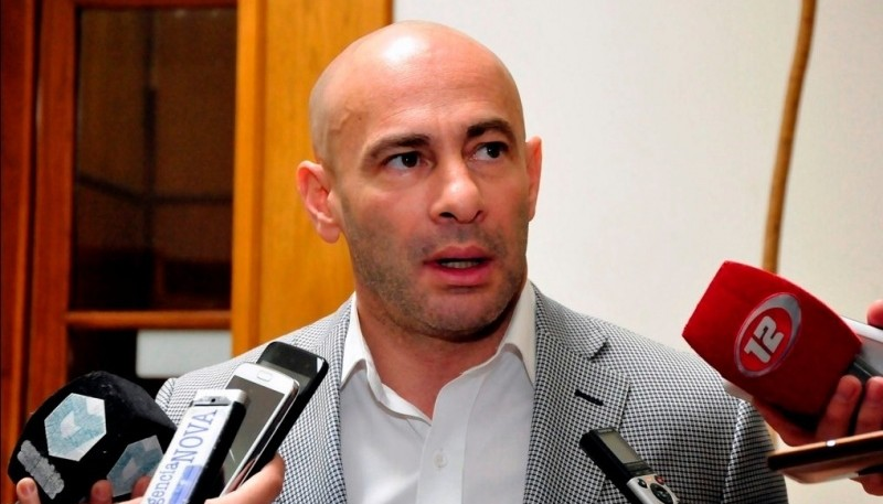 Ministro de Coordinación de Gabinete, Federico Massoni.