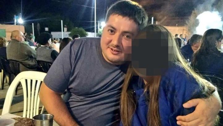 Jonatan Sagardoy, la víctima, tenía 32 años y era papá de una nena.