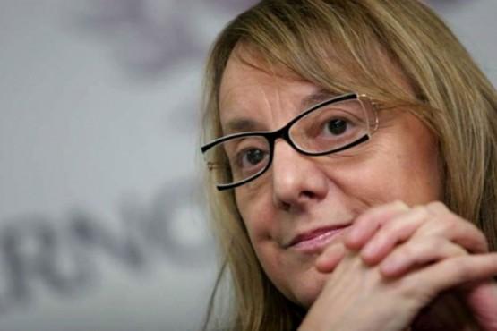 Alicia Kirchner, una de las gobernadoras que acudió a la Corte. (Archivo).