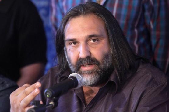 Roberto Baradel, referente de SUTEBA (DyN - Crédito: Alberto Raggio