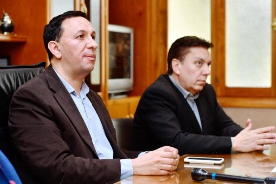 El intendente anunció el depósito de los sueldos municipales para este viernes