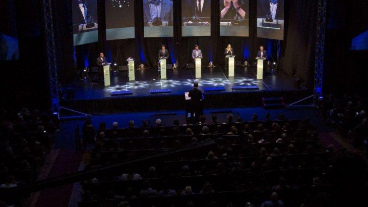En 2015 se establecieron los debates.