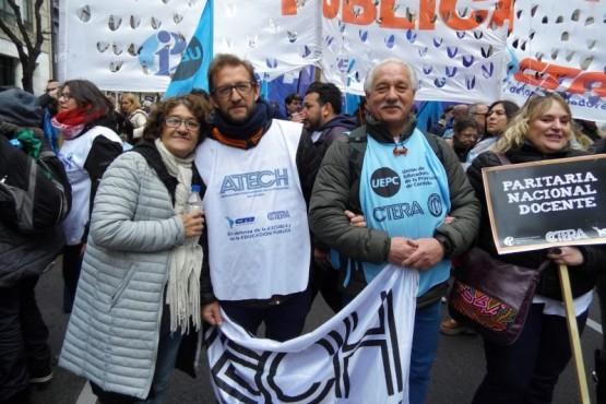 Piden que Nación aplique la Ley de Financiamiento Educativo en Chubut