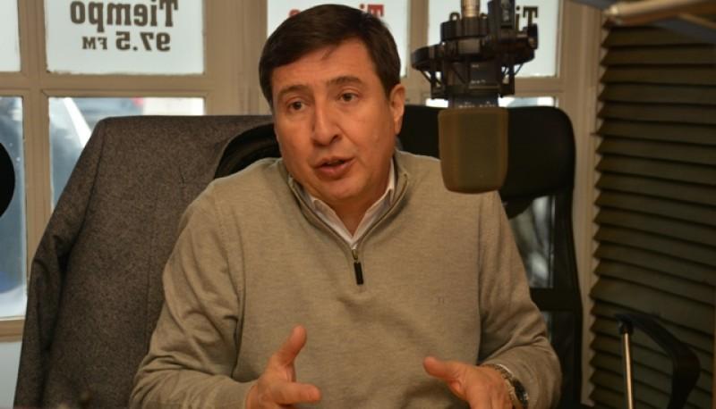 Daniel Arroyo en Tiempo FM (C.R.)