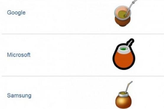 Los formatos en los que se verán los emoji del mate